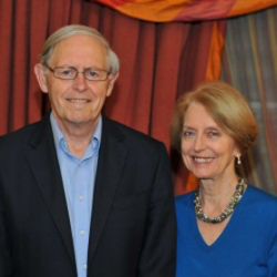Philip and Christine Carne